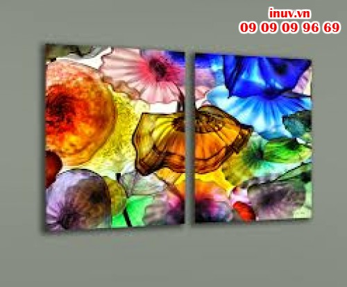 Sản phẩm thiết kế in UV tại chỗ từ Cty TNHH In Kỹ Thuật Số - Digital Printing