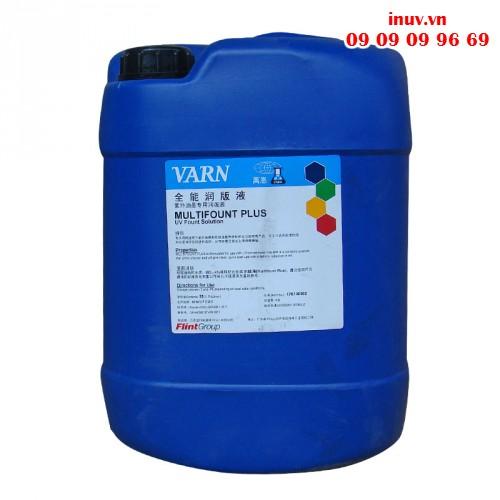 Dung dịch Multifount dùng làm ẩm cho in UV