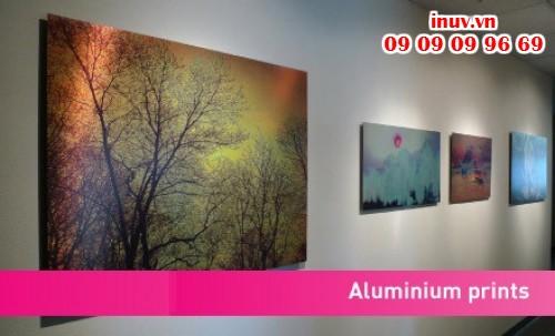 Ứng dụng in Alluminium