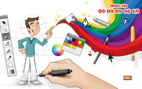 Dịch vụ chỉnh sửa file in UV tại Cty TNHH In Kỹ Thuật Số - Digital Printing