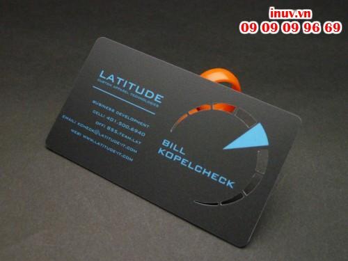 Các mẫu name card in phun UV đẹp - 3